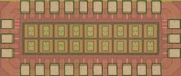 1.5THz CMOS Detector Chip photo
